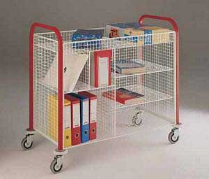 Trolleys Trucks and Trailers industrial & warehouse Mobile Safety Steps  UK made 102745 Standard