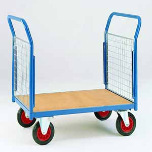 Trolleys Trucks and Trailers industrial & warehouse Mobile Safety Steps  UK made 509TC602M Standard
