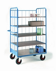 Trolleys Trucks and Trailers industrial & warehouse Mobile Safety Steps  UK made 501TS32 Standard