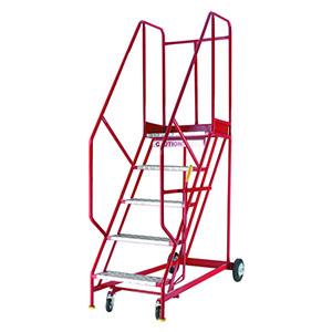 Trolleys Trucks and Trailers industrial & warehouse Mobile Safety Steps  UK made S160 Standard