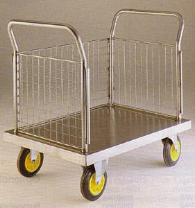 Trolleys Trucks and Trailers industrial & warehouse Mobile Safety Steps  UK made 509SP803M Standard