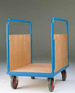 Trolleys Trucks and Trailers industrial & warehouse Mobile Safety Steps  UK made 509TC805P Standard