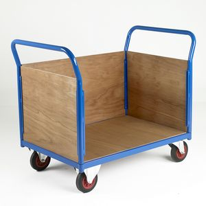 Trolleys Trucks and Trailers industrial & warehouse Mobile Safety Steps  UK made 509TC603P Standard