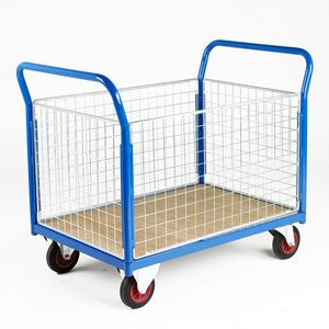 Trolleys Trucks and Trailers industrial & warehouse Mobile Safety Steps  UK made 509TC804M Standard