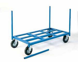 Trolleys Trucks and Trailers industrial & warehouse Mobile Safety Steps  UK made 509WT23 Standard