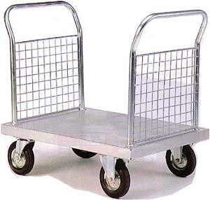 Trolleys Trucks and Trailers industrial & warehouse Mobile Safety Steps  UK made 509ZP602M Standard