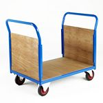 Solid sided flatbed trucks trolley and platform trolleys - tn_TC702P.jpg
