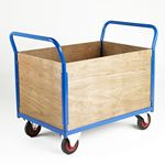 Solid sided flatbed trucks trolley and platform trolleys - tn_TC704P.jpg