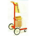 Mailroom trolleys and Basket trucks for post and document delivery