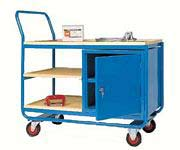 Workshop Trolleys | Trolley Maintenance Workshops | Tool Storage Trolleys